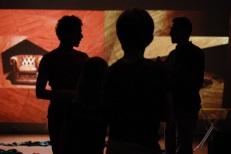 Adrastea rehearsals, Amsterdam 2010