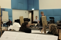 Working with the Amsterdam Collage Ensemble