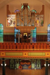 I/ORGEL workshops, I/O, Amsterdam 2015/16