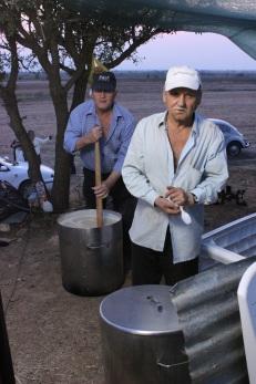 The Meal, Koutroulou Magoula Greece 2011